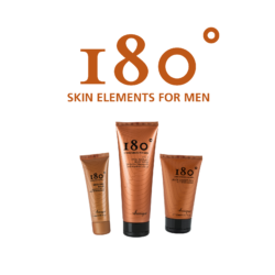 180° Skin Elements for Men